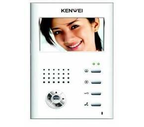 Домофон KENWEI KW-E430C белый Coordinate