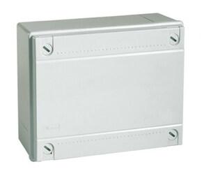 ДКС Коробка ответвит. с гладкими стенками, IP56, 190х140х70мм